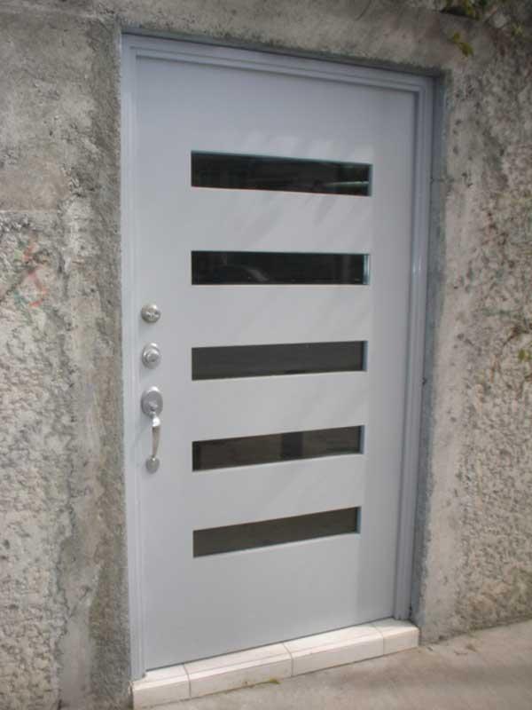 Herreria metalicos portones monterrey puertas for Puertas de herreria para entrada principal
